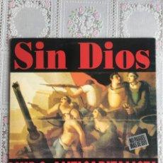 Disques de vinyle: SIN DIOS / TARZAN... RUIDO ANTICAPITALISTA LP PUNK 1991. Lote 196295098