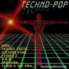 Discos de vinilo: TECHNO POP CONTRASEÑA RECORDS . Lote 196320338