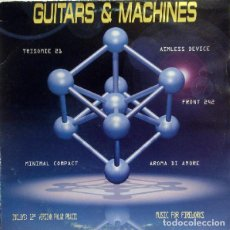 Discos de vinilo: GUITARS & MACHINES. Lote 196320391
