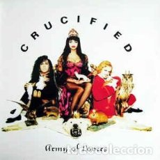 Discos de vinil: ARMY OF LOVERS-CRUCIFIED - MAXI-SINGLE SPAIN 1991. Lote 196331828