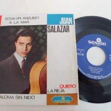 Discos de vinilo: JUAN SALAZAR-EP RUMBAS-NUEVO. Lote 196352708