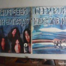 Discos de vinilo: DISCO DOBLE LP DEEP PURPLE MACHINE HEAD. 1972. Lote 196355158
