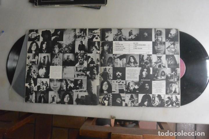 Discos de vinilo: DISCO DOBLE LP DEEP PURPLE MACHINE HEAD. 1972 - Foto 2 - 196355158