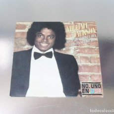 Discos de vinilo: MICHAEL JACKSON --- DON´T STOP ´TIL YOU GET ENOUGH / I CAN´T HELP IT----- ( NM OR M- ). Lote 196289723