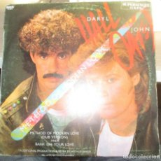 Discos de vinilo: HALL AND OATES - METHOD OF MODERN... MAXI 1985 . Lote 196361752