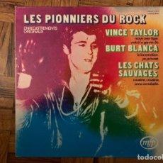 Discos de vinilo: LES PIONNIERS DU ROCK LABEL: MUSIC FOR PLEASURE – 2M 046-13.110, MUSIC FOR PLEASURE – 2M046-13110 . Lote 196365592