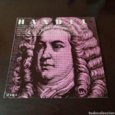 Discos de vinilo: HANDEL - CONCIERTO N° 3 IN G MINOR ... - JANET CRAXTON ( OBOE ) - ELI GOREN VIOLIN. Lote 196365810