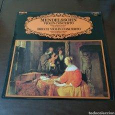 Discos de vinilo: MENDESSOHN - VIOLIN CONCIERTO - BRUNCH. Lote 196367062