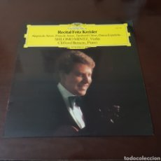 Discos de vinilo: RECITAL FRITZ KREISLER - SHLOMO MINTZ - VIOLIN - CLIFFORD BENSON PIANO. Lote 196368402