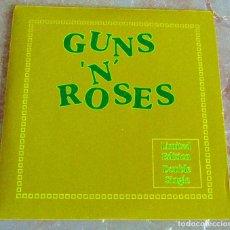 Discos de vinilo: GUNS N ROSES- LIMITED EDITION 7'' DOUBLE SINGLE VINYL SET / ROCKET QUEEN - MUY RARO. Lote 196375502