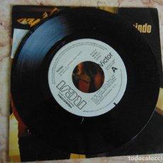 Disques de vinyle: TIGRES - NO ME RINDO - SINGLE 1984 PROMO. Lote 196375828