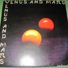 Discos de vinilo: THE BEATLES - PAUL MCCARTNEY WINGS LP VENUS AND MARS (PRIMERA EDICIÓN ESPAÑOLA). Lote 196381201