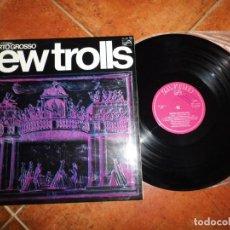 Discos de vinilo: NEW TROLLS CONCERTO GROSSO LP VINILO PROMO DEL AÑO 1972 ESPAÑA GATEFOLD CONTIENE 5 TEMAS. Lote 196383467