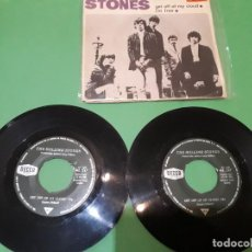 Discos de vinilo: THE ROLLING STONES - GET OFF OF MY CLOUD RAREZA COLECIONISTASR. Lote 196386637