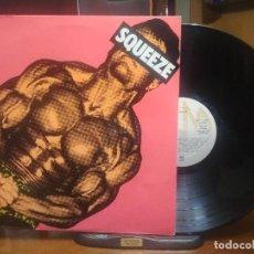 Discos de vinilo: SQUEEZE SQUEEZE LP SPAIN 1978 PDELUXE. Lote 196386811