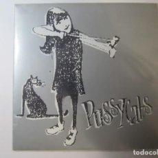 Discos de vinilo: SINGLE PUSSYCATS EDICION LIMITADA 500 UNIDADES VINILO BLANCO THUNDERBABY RECORDS. Lote 196403011