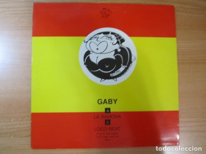 Discos de vinilo: vinilo gaby la ramona - Foto 2 - 196426697
