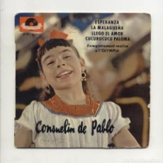 Discos de vinilo: LOTE DE 20 EP'S DE FLAMENCO VER DESCRIPCIÓN. MUY BUEN ESTADO. Lote 196451782