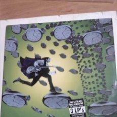 Discos de vinilo: JOE SATRIANI - TIME MACHINE 3 LPS. Lote 196455573