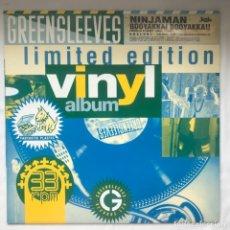 Discos de vinilo: NINJAMAN BOOYAKKA! BOOYAKKA 19984 LIMITED EDITION. Lote 196509483