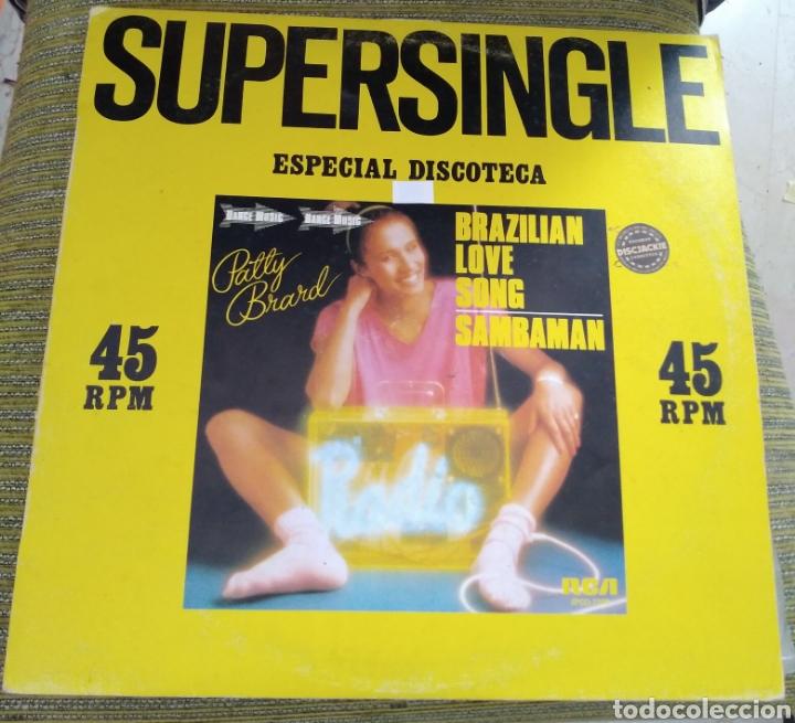 Discos de vinilo: Patty Brard - Brazilian Love song - Foto 4 - 196509841