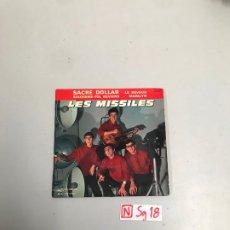 Discos de vinilo: LES MISSILES . Lote 196526053