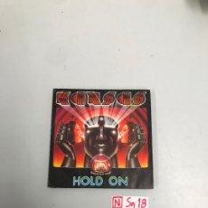 Discos de vinilo: HOLD ON . Lote 196526220
