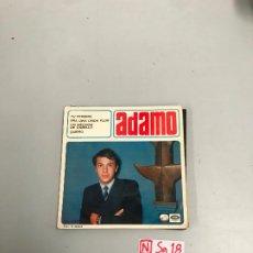 Discos de vinilo: ADAMO. Lote 196526297