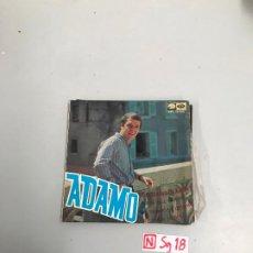 Discos de vinilo: ADAMO. Lote 196526343