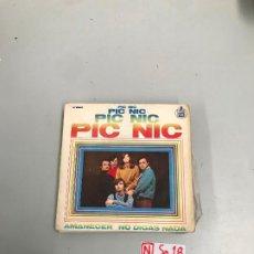 Discos de vinilo: PIC-NIC. Lote 196526802