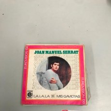 Discos de vinilo: JOAN MANUEL SERRAT. Lote 196526863