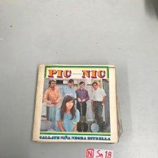 Discos de vinilo: PIC-NIC. Lote 196527002