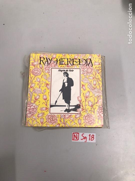 RAY HEREDA (Música - Discos - Singles Vinilo - Jazz, Jazz-Rock, Blues y R&B)