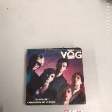 Discos de vinilo: COMPAÑEROS DE JUEGOS. Lote 196531290