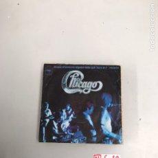 Discos de vinilo: CHICAGO. Lote 196539276