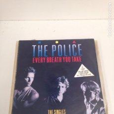 Discos de vinilo: THE POLICE, VINILO LP. EVERY BREATH YOU TAKE. Lote 196541113