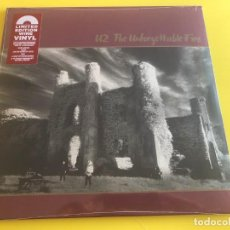 Discos de vinilo: U2 - THE UNFORGETTABLE FIRE - LIMITED RED VINYL. Lote 196542520