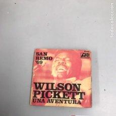 Discos de vinilo: WILSON PICKETT. Lote 196544615