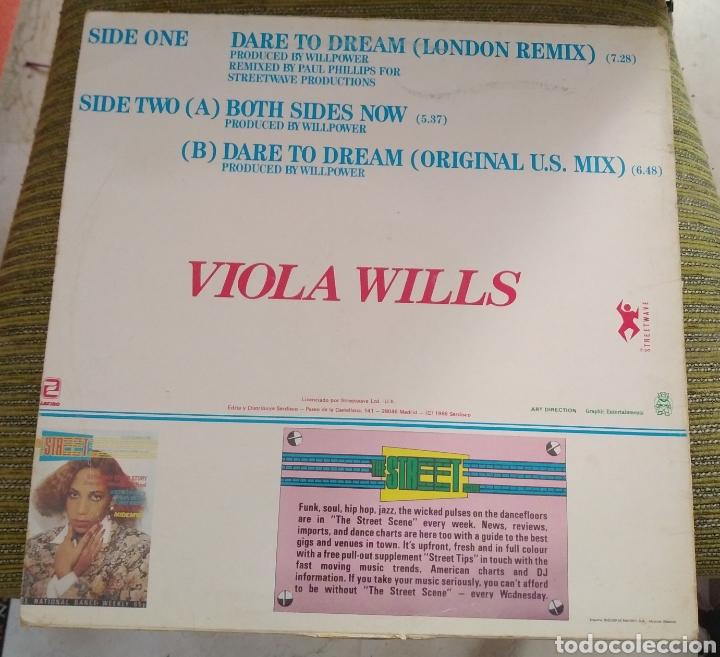 Discos de vinilo: Viola Wils - Dare to dream - Foto 4 - 196545085