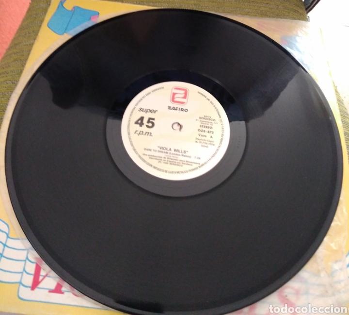 Discos de vinilo: Viola Wils - Dare to dream - Foto 5 - 196545085
