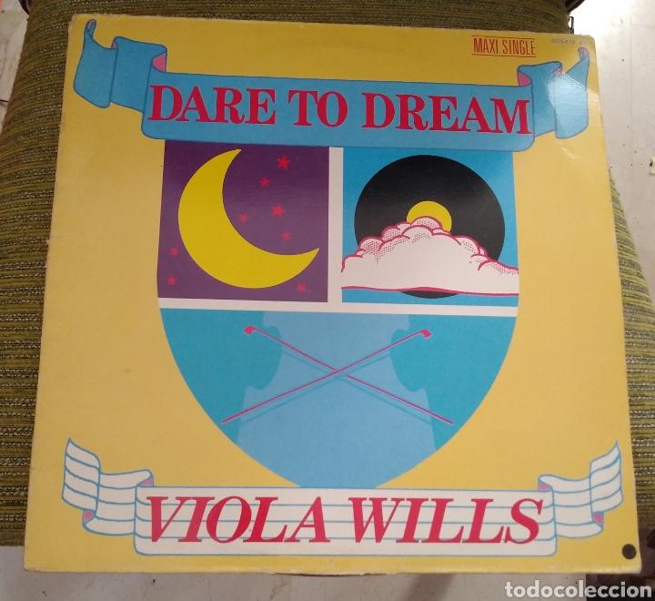 VIOLA WILS - DARE TO DREAM (Música - Discos de Vinilo - Maxi Singles - Funk, Soul y Black Music)