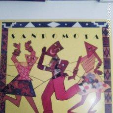 Discos de vinilo: SANKOMOTA ( 1985 EARTHWORKS UK ) SOUTH AFRICA LESOTHO EXCELENTE ESTADO. Lote 196547396