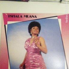 Discos de vinilo: TSHALA MUANA M'POKOLO ( 198? SAFARI SOUND FRANCE ) AFRICA. Lote 196547751