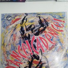Discos de vinilo: DANCE CADENCE ( 1985 GLOBE STYLE UK ) GUADALUPE MARTINICA GUADALOUPE MARTINIQUE EXCELENTE ESTADO. Lote 196548190