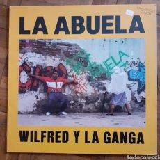 Discos de vinilo: WILFRED Y LA GANGA. LA ABUELA. ARIOLA 3A 613077. 1990 ESPAÑA. FUNDA Y DISCO EX.. Lote 196550426