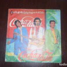 Discos de vinilo: CUCHARADA QUIERO BAILAR ROCK & ROLL. Lote 196551357