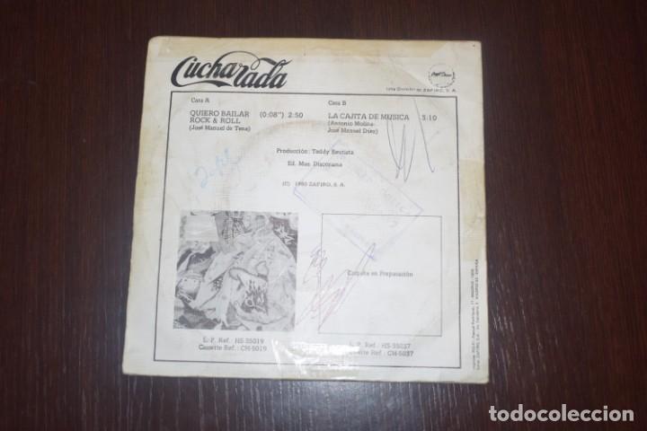 Discos de vinilo: CUCHARADA Quiero bailar Rock & Roll - Foto 2 - 196551357