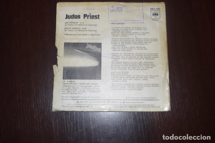 Discos de vinilo: Judas Priest - Hot Rockin - Foto 2 - 196551617
