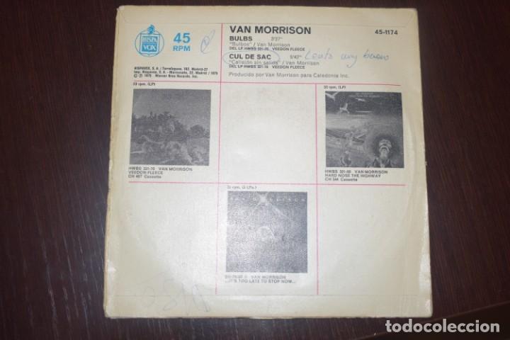 Discos de vinilo: van morrison - bulbs - Foto 2 - 196551982