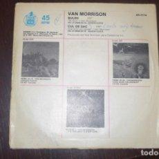 Discos de vinilo: VAN MORRISON - BULBS . Lote 196551982